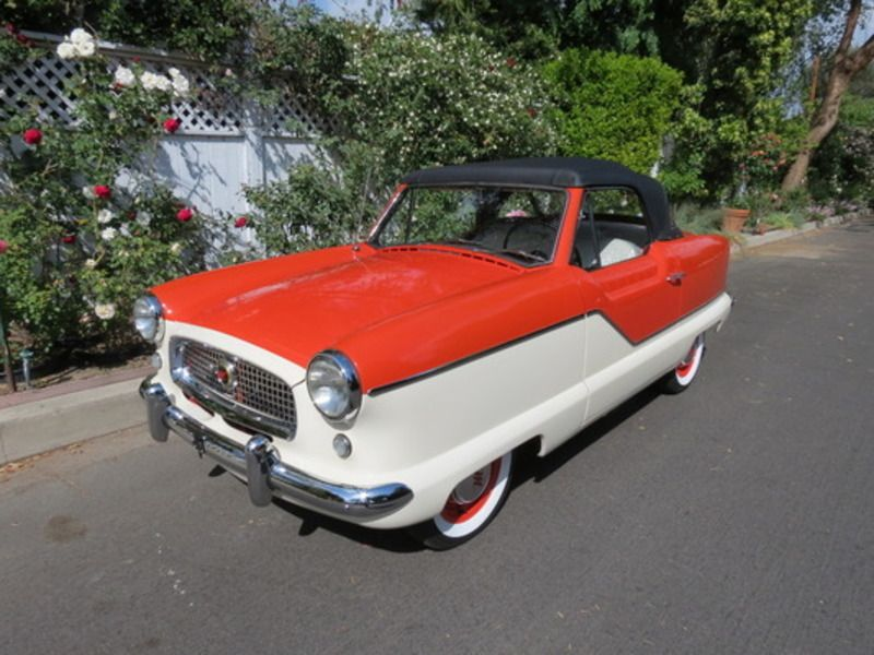 1960 Nash Metropolitan for sale - Scottsdale, AZ | OldCarOnline ...