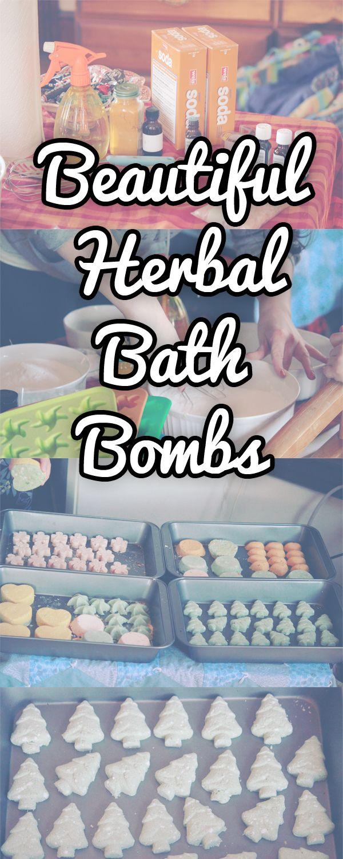 Great gift idea herbal bath bombs cheap easy fun and for Super cheap gift ideas