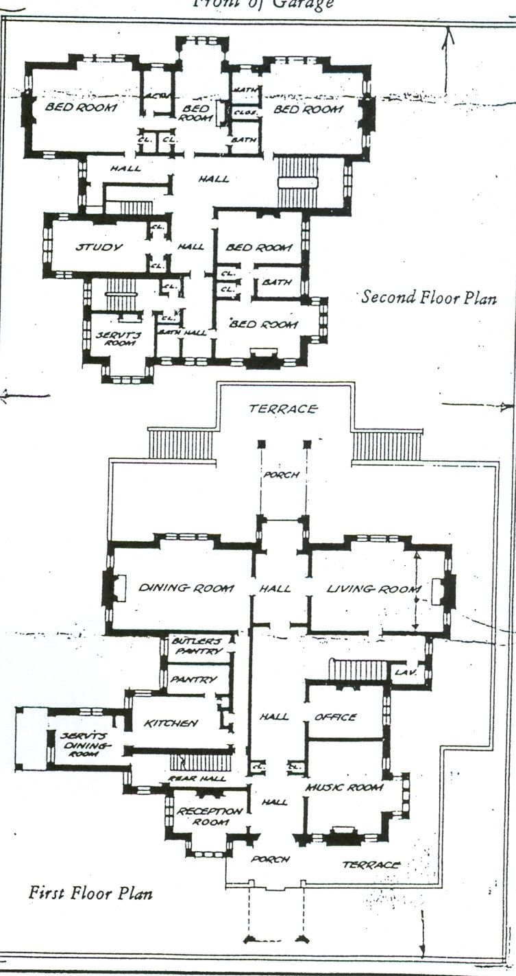 14 Historic Mansion Floor Plans House Home Designs Free Old ...