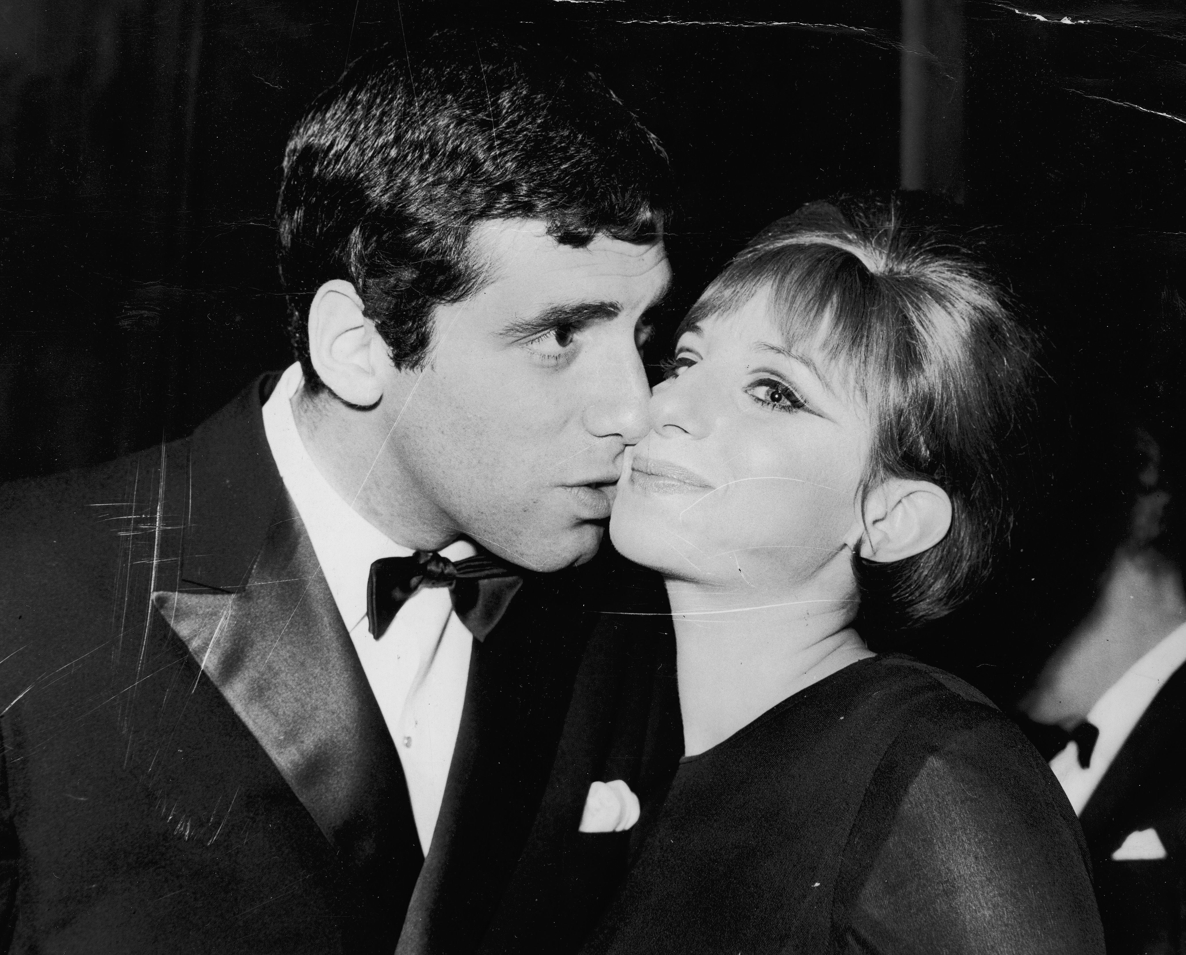 barbara streisand and elliot gould hd