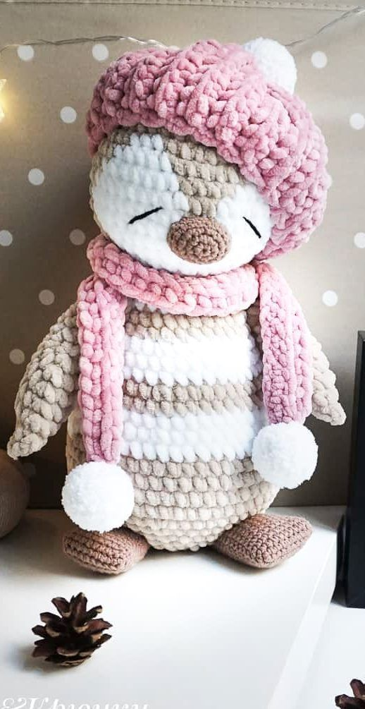 ✔️ 53+ New yarn Amigurumi Crochet Pattern Design Ideas for Winter Part 34 - Harmony #amigurumidoll