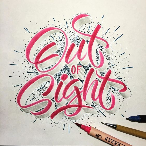 Simple Typography Spells Out A Powerful Motivation For: Typography Inspiration