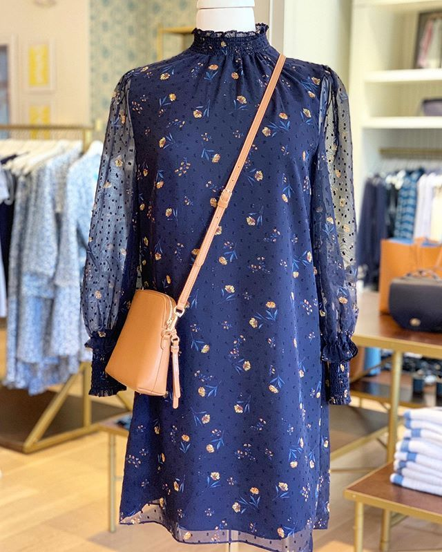 Putting on our #SundayBest at #DraperJamesNashville 💙✨
