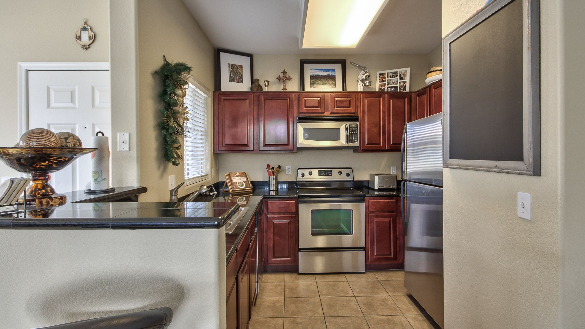 Appliances Scottsdale Modern Kitchen With Stainless Steel Appliances Granite Counters