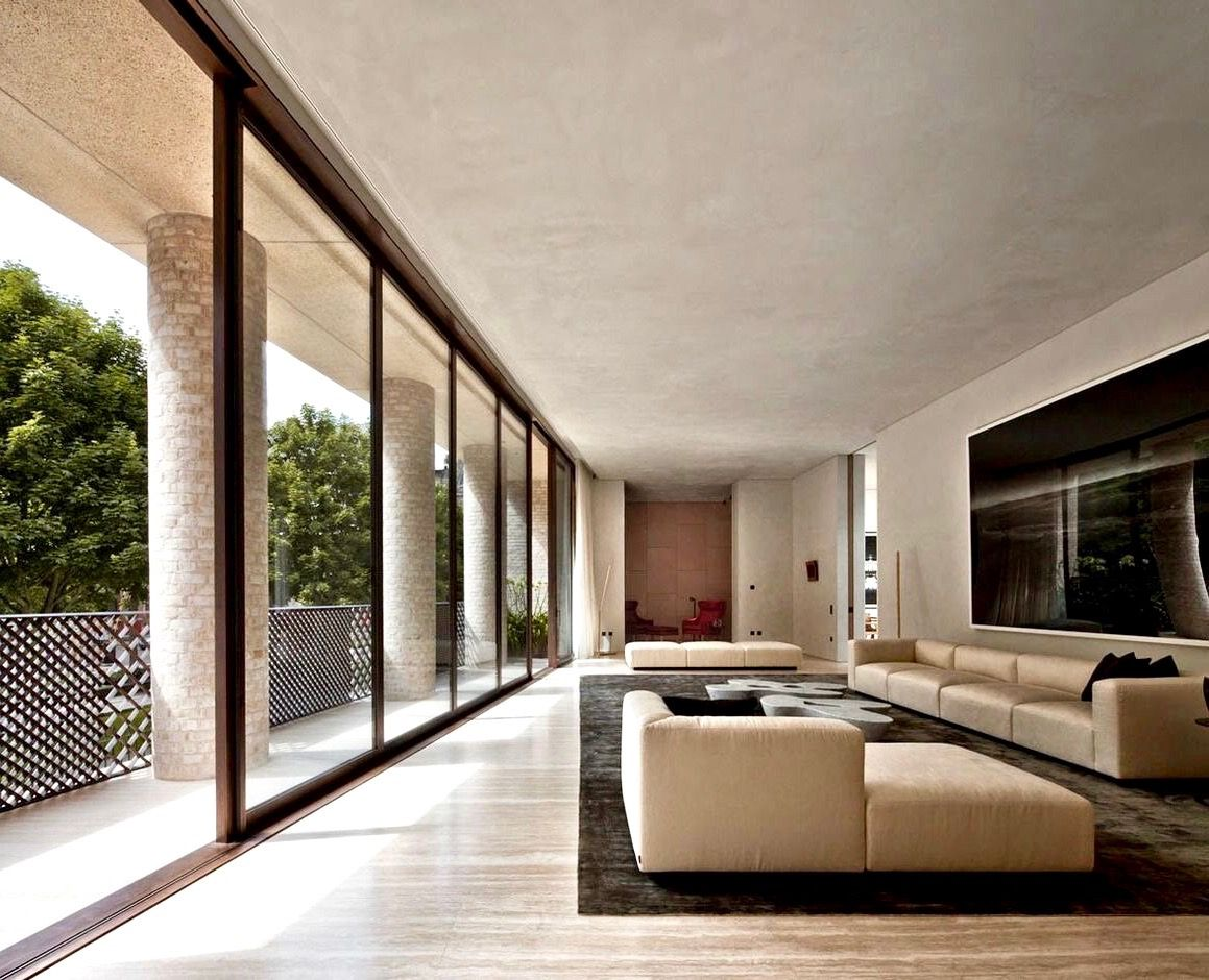 Private House Kensington, David Chipperfield, 8-10 Cottage Place ...