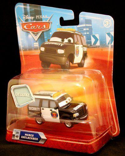 Disney Pixar Cars Movie 155 Die Cast Car Oversized Vehicle Marco Axelbender By Mattel 11 25 From Mattel M Disney Cars Toys Disney Cars Diecast Cars Movie