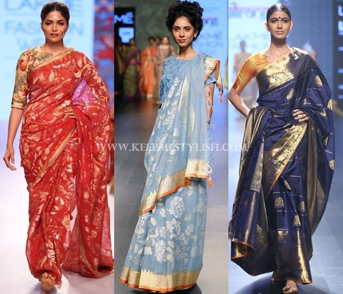 7 Indian Fashion Designer Sarees You Can T Afford To Miss Indian Fashion Fashion Indian Fashion Designers