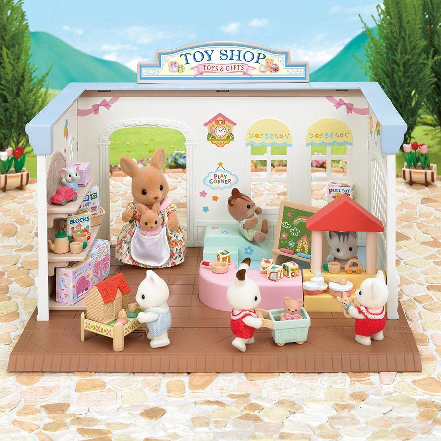 Sylvanian Families Toy Shop Toys R Us Australia Toys