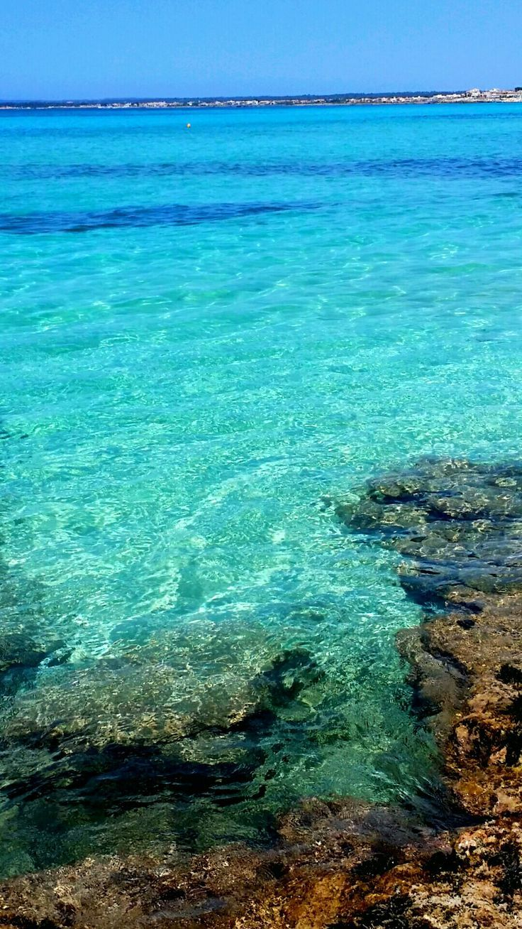 Es Trenc South East Mallorca Oh the places we will go go go Pinterest