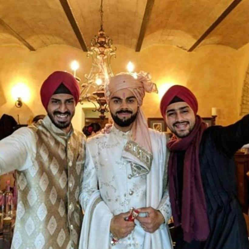 Anushka Sharma And Virat Kohli Wedding How Virushka Broke
