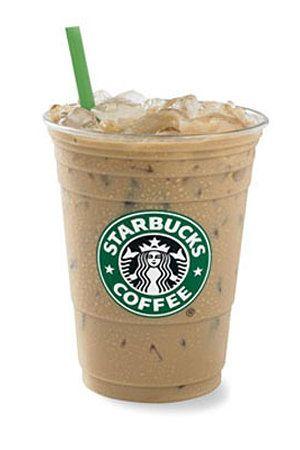 Starbucks Iced Latte Profile Photo