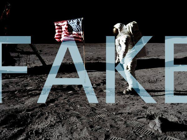The moon landings were faked (and other science confessions)