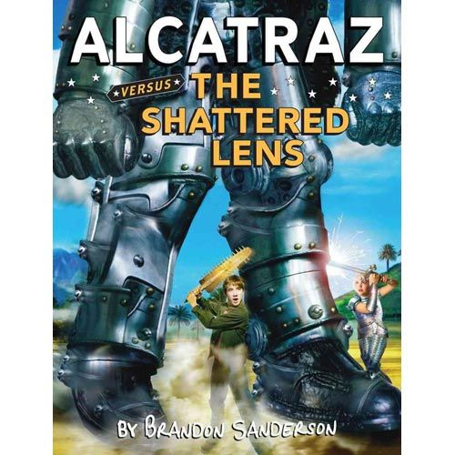 Book Review Alcatraz Versus The Shattered Lens By Brandon