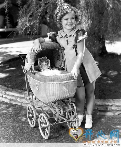 I remember watching Shirley Temple movies in black and white on Sunday's at grandma's house.  To this day, I still enjoy watching runs of Shirley Temple movies.