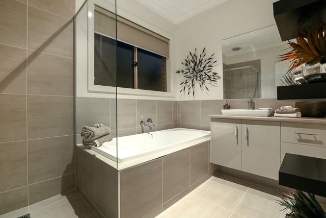 Bathroom Ideas Melbourne shelburne display home - rawdon hill | new house | plans/ideas