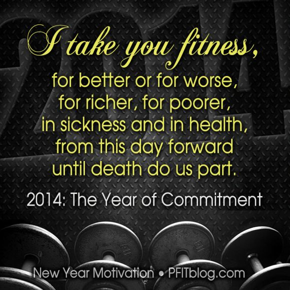 2014: The Year of Commitment | PFITblog