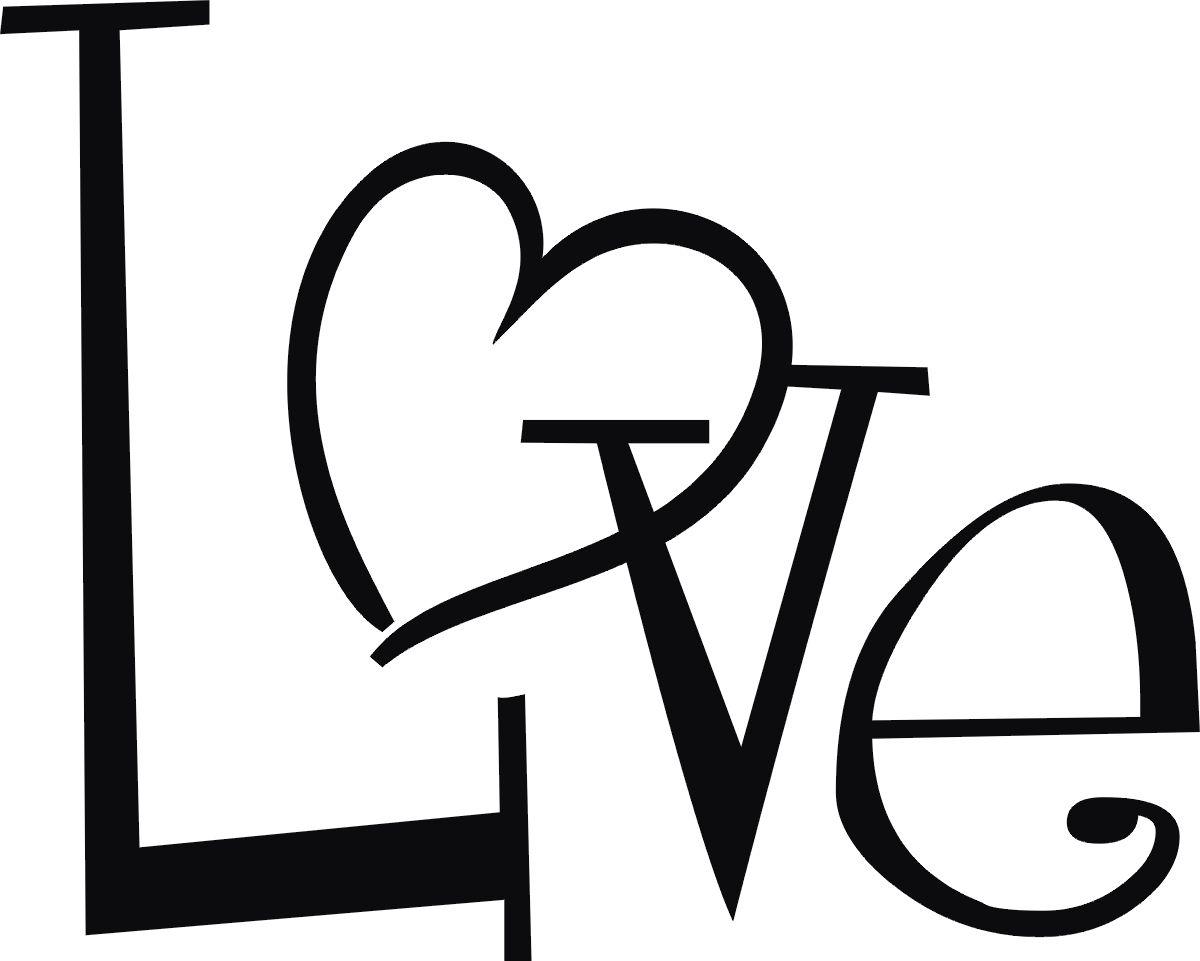 Simple Love Heart Drawing - ClipArt Best | Cute drawings ...