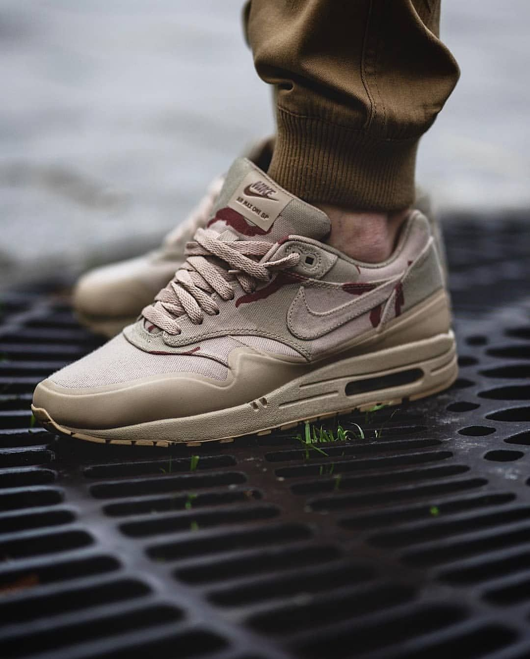 reputable site 712fa 31e3e The Nike Air Max 1 MC SP Desert Camo utilises the desert camouflage palette  used by the US military during the mid 90 s, on top of a…