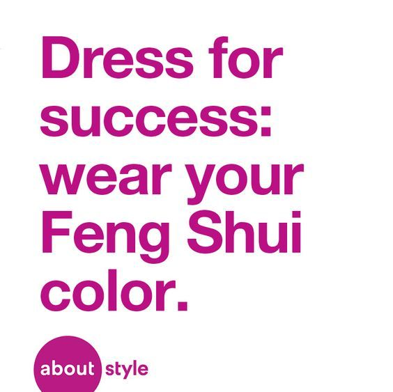 Lucky colors to wear in the new year 2019 feng shui tips - Good luck colors for 2019 ...
