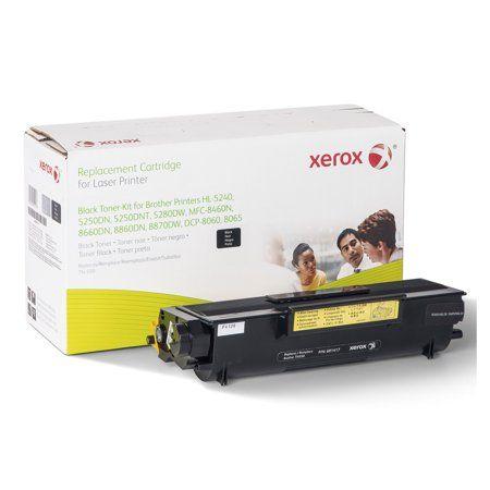 Xerox 006r01417 Remanufactured Tn550 Toner Black Brother
