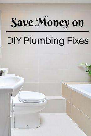 Save money plumbing fixes you can do yourself solutioingenieria Choice Image
