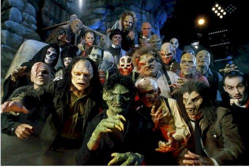 recognized as one of the countrys largest and most terrifying halloween events halloween horror nights returns every september and october - Halloween Night Party
