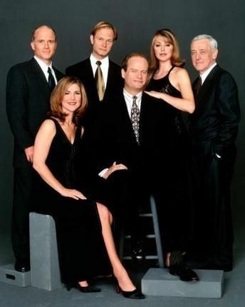 Frasier Cast Photo Mug Gourmet coffee Gift Basket