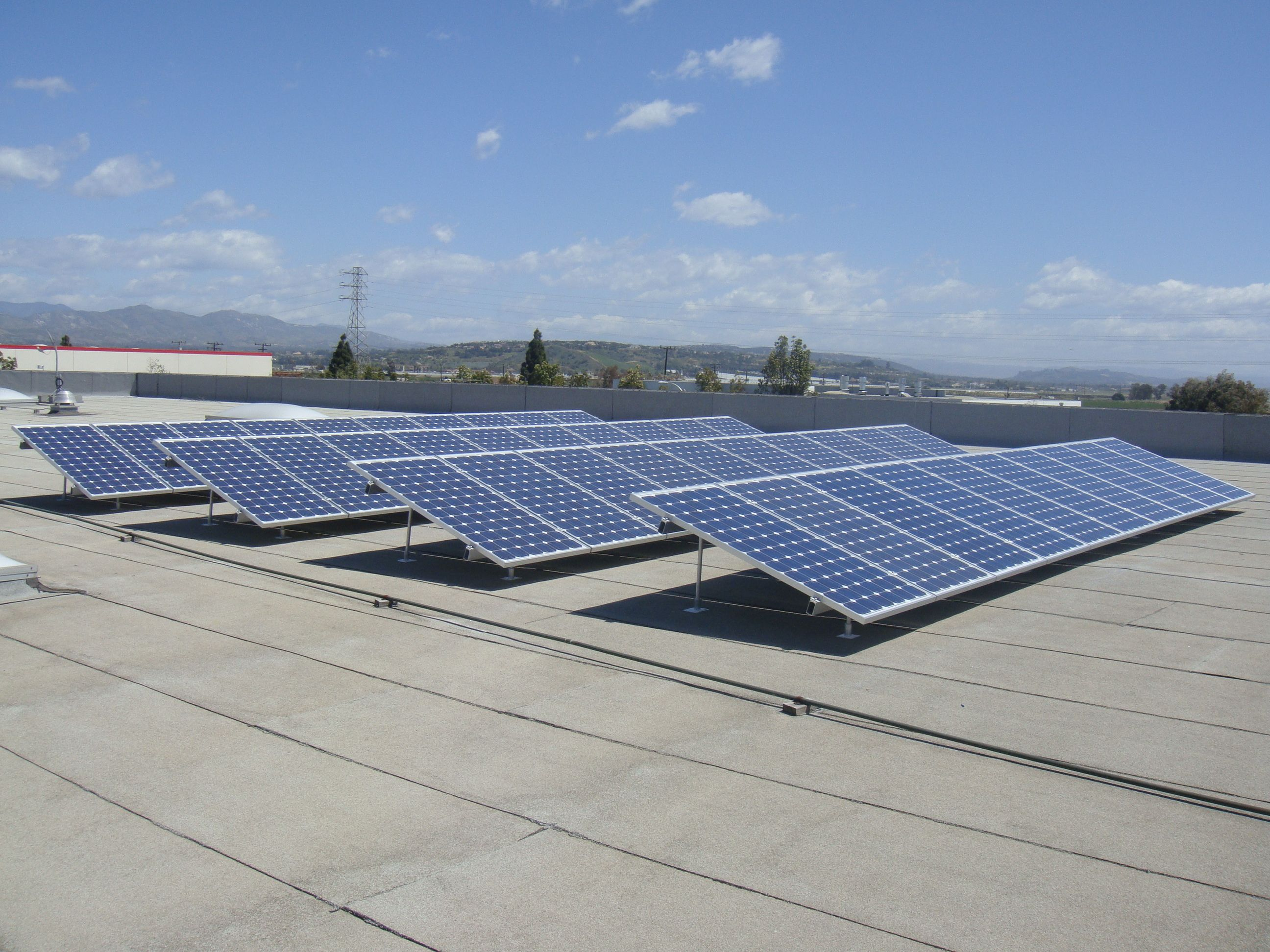 New Law Requires Solar Panels Or Plants On All Commercial Buildings Solar Panels Solar Roof Solar Panel