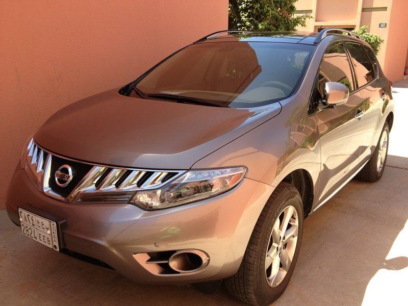 Nissan Murano For Sale In Jeddah