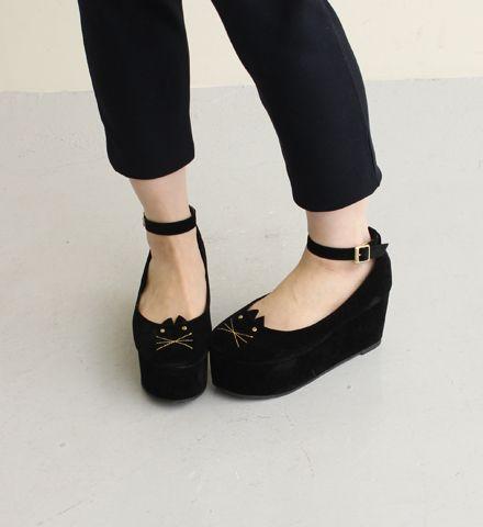IamI  cat shoes