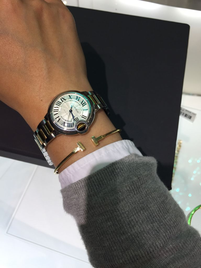 Anyone Excited For The Tiffany T Collection I Am In 2020 Cartier Watches Women Tiffany T Fashion Watches