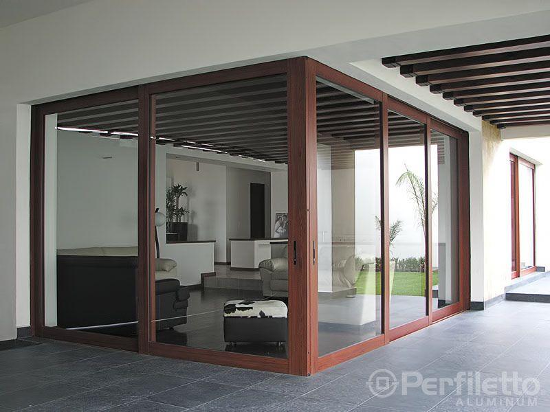 Cancel muro divisorio generalmente de madera que se for Puertas de acceso modernas