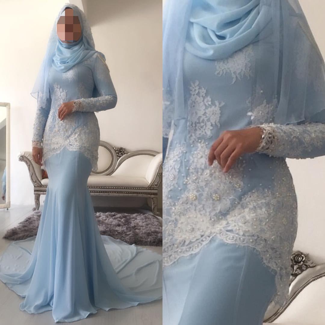 1 361 Likes 26 Comments Baju Nikah Baju Sanding Amnibridetobe On Instagram Tempahan Baju Nikah Custommade Baju Pengantin Pakaian Pesta Pengantin
