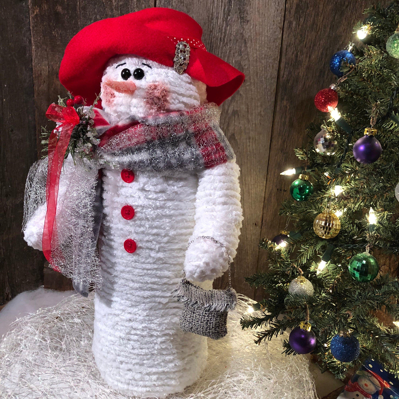 Pin On My Handmade Snowmen