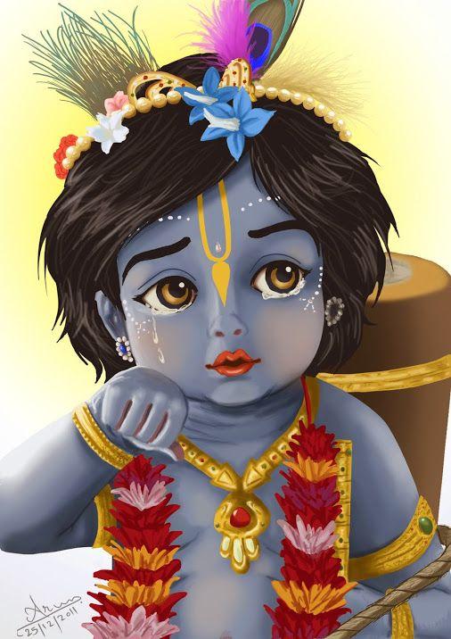 Lord Krishna Baby Krishna Lord Krishna Wallpapers