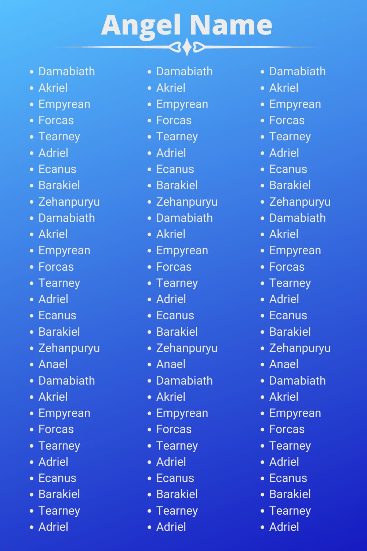Demon Names |Demon Name Generator