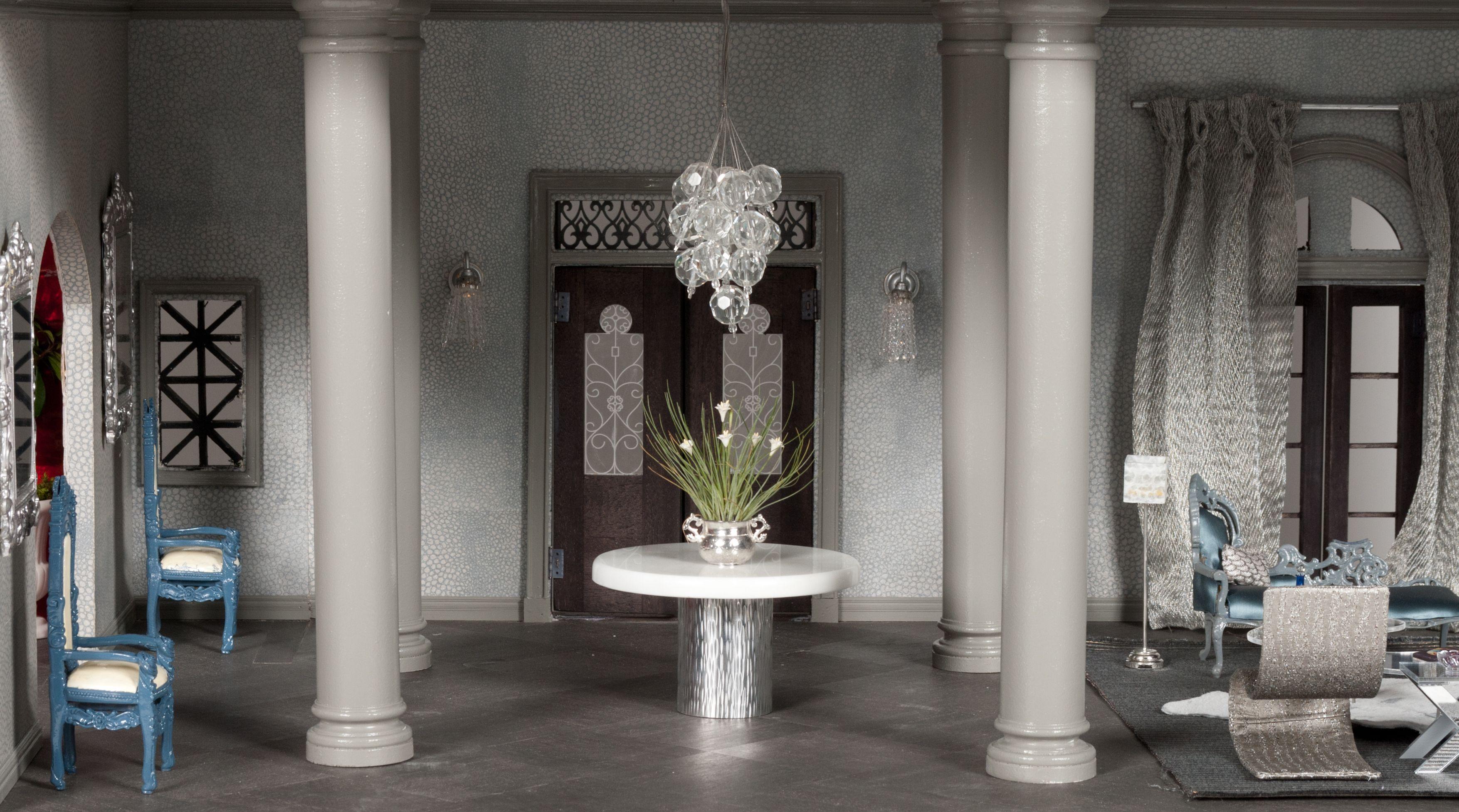 Italianate House 1  Designers: Lonnie Paul, Adam Hunter