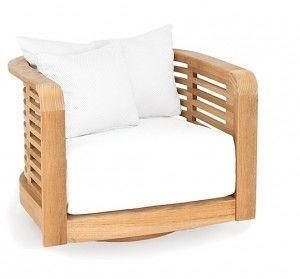 Oasiq_hamilton_swivel_lounge_chair. Swivel ChairSeat CushionsLounge Chairs TeakOutdoor ...