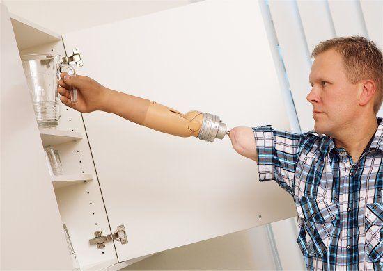 Eletrônica Alvorada : Prótese biônica passa com sucesso pelos primeiros ...