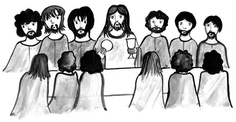 Pinto Dibujos: Dibujos de Semana Santa para colorear | Cristianismo ...