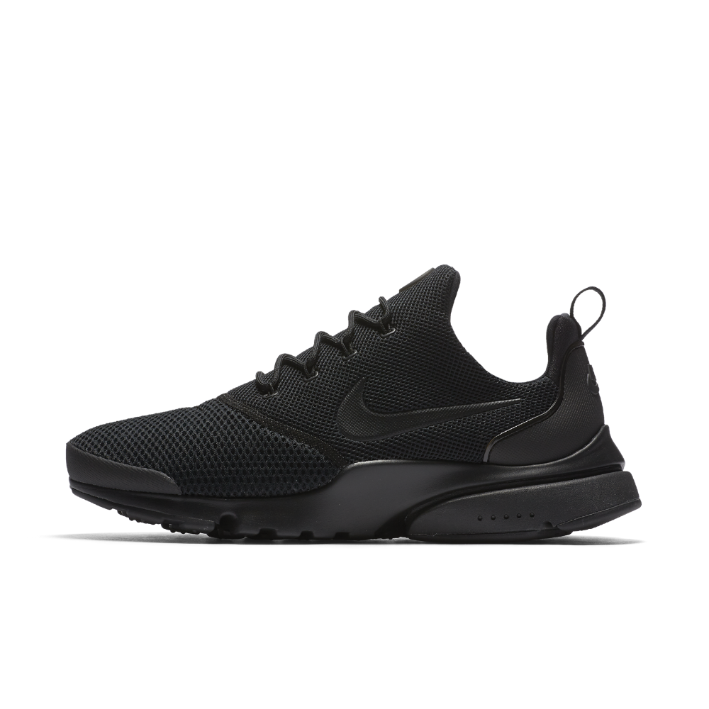 Nike Presto Fly Men s Shoe Size 12.5 (Black)  4ca9450f9