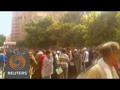 Death sentence for 529 Muslim Brotherhood members in Egypt