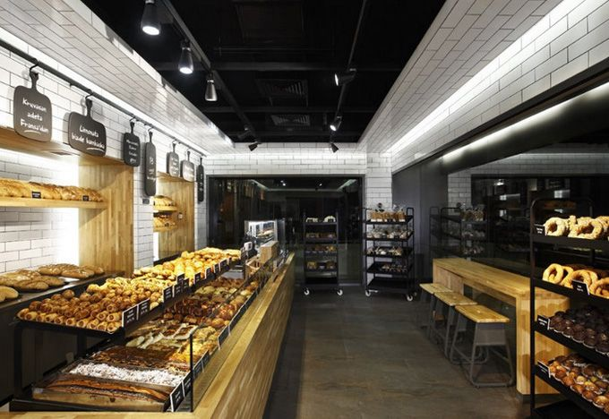 Bakery Design Ideas the cool hunter - the rise of the designer bakery | gab