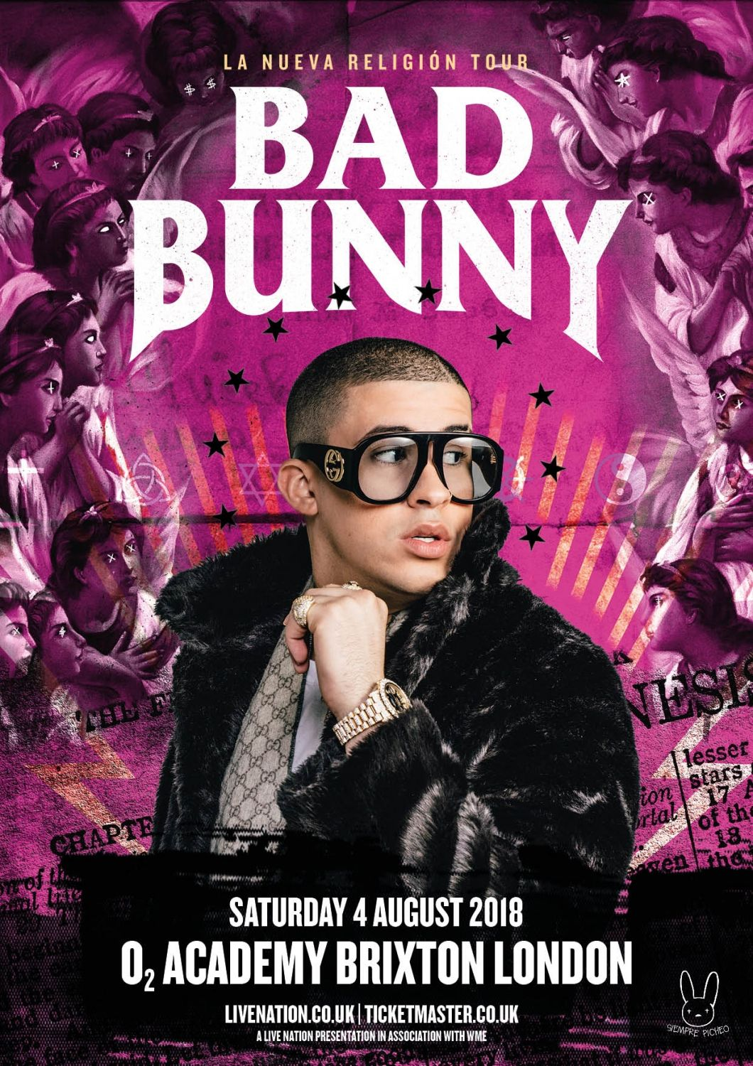 Pin on Bad Bunny