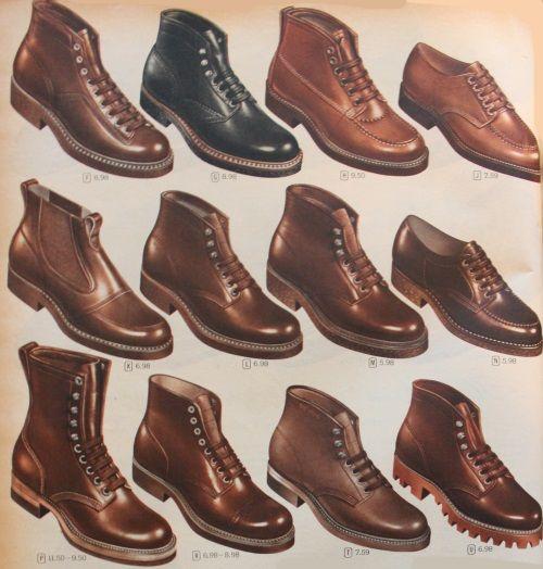 d3ce4242477 Men's Vintage Workwear - 1920s, 1930s, 1940s, 1950s | 1950s Men's ...