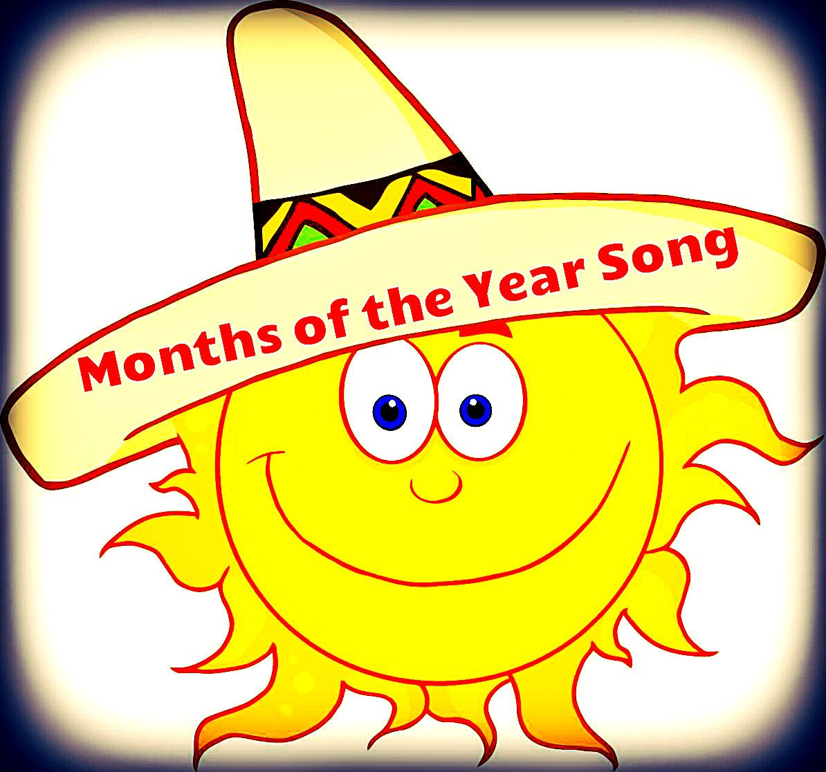 Free! Great song to teach children about the months of the