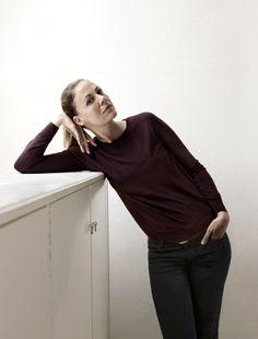 Viviane Sassen herself - salakolondon.com