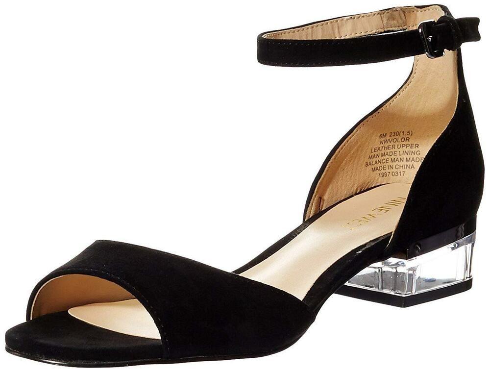 Ahaas Soap Sandal In Black Suede With Brown Honey Gradient Heel Heels Sandals Heels Fashion Heels