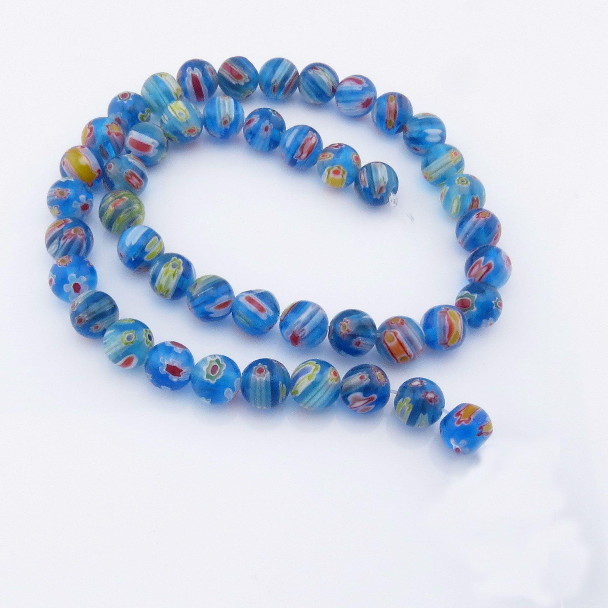 Durchstöbern Sie Millefiori-Perlen in verschiedenen Größen und ...