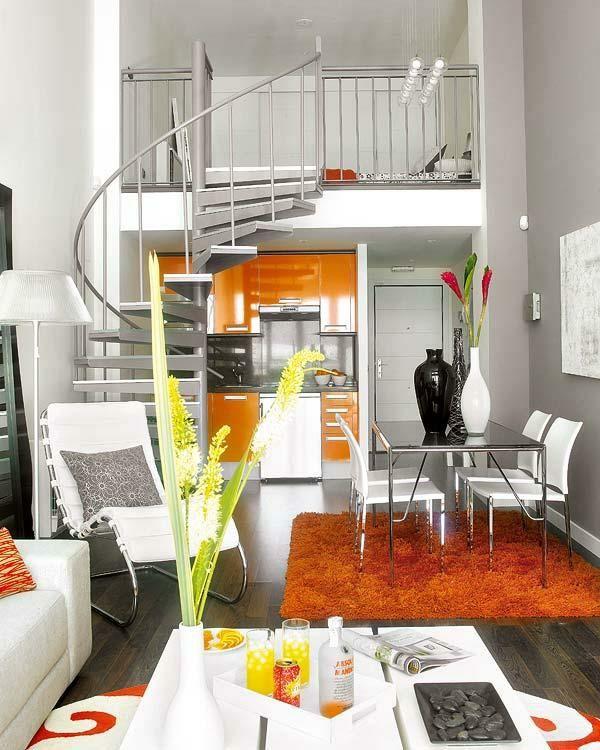 einraumwohnung einrichten operieren sie clever mit ihrem raum one bedroom apartments. Black Bedroom Furniture Sets. Home Design Ideas